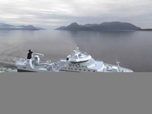 The new fishing vessel for Halstensen Granit AS will feature a complete Wärtsilä propulsion solution for efficient and reliable operation