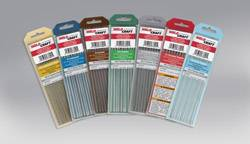 With the addition of 2 percent lanthanated and zirconiated, Weldcraft now offers seven types of premium tungsten electrodes.