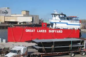 Photo courtesy Great Lakes Shipyard