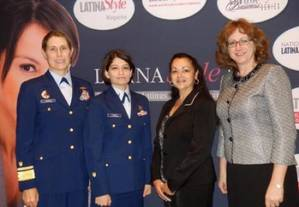 LATINA Awards: Photo credit USCG