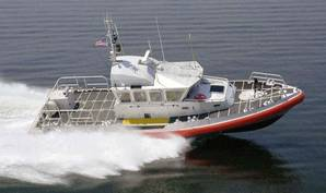 Response Boat Medium: Photo credit USCG