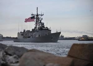 USS Taylor: USN photo