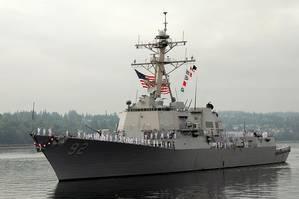 USS Momsen: Photo USN