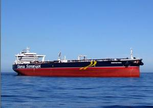 Montestena (Photo: IBAIZABAL TANKERS)