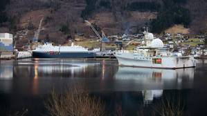 Vard Langsten has delivered newbuildings and conversions for the Norwegian Defense Logistics Organization for many years. The first vessel was delivered in 1993, and the latest in 2015. (Archive photo: Norwegian Armed Forces)