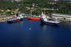 Vard Brevik (Photo: Vard)