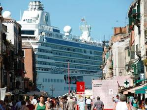 Venice Cruise Ship: Photo courtesy of No Big Ships Committee