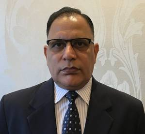 Vijay Arora - Joint Managing Director Photo IRS