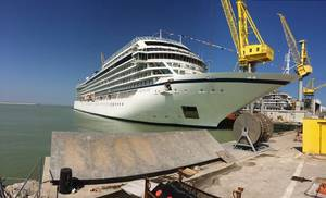 Viking Sea (Photo: Fincantieri)