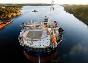 Voyageur Spirit FPSO: Photo courtesy of Teekay