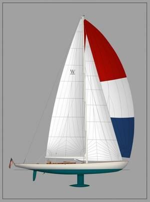 W-class 123 Yacht: Image credit W-class Yacht Co.