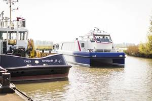 Water Bus (Photo: Damen Shipyards)