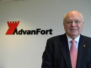 William (Will) Watson, AdvanFort president.