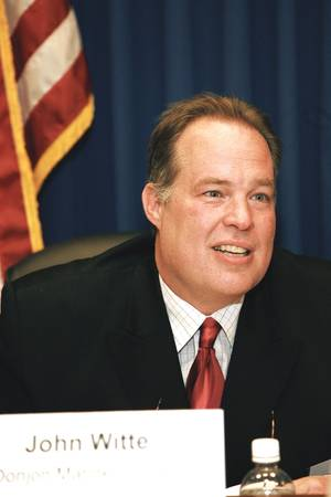 John Witte Jr., Executive Vice President of Donjon.