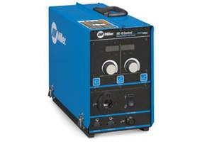 The new XR-S and XR-D wire feeders (Image courtesy Miller Electric Mfg. Co.)