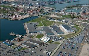 Photo: Port of Zeebrugge