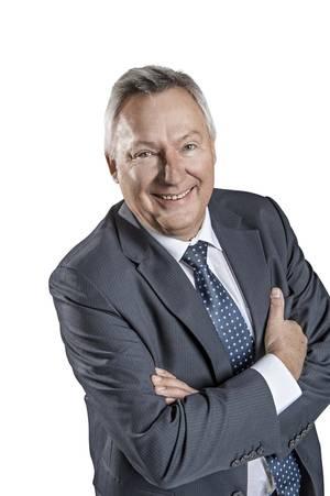 Optimarin CEO Tore Andersen