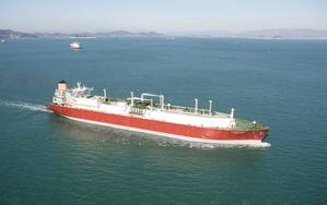 An LNG carrier owned by Qatar-based Nakilat (Photo: Nakilat)