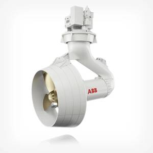 Azipod propulsion to be installed on board Oldendorff Carriers newbuilds. Pic: ABB