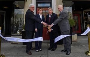 Aiken office opening: Photo courtesy of HII