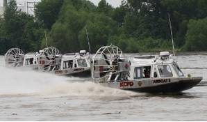 image courtesy Midwest Rescue Airboats