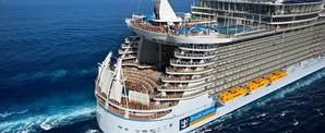 Allure of the Seas (Courtesy Royal Caribbean)