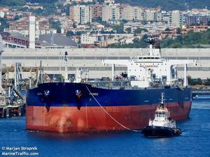 Amoureux tanker - Credit: Marjan Stropnik - MarineTraffic.com