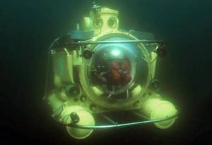 Submersible Antipodes: Image credit OceanGate