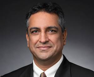Ashutosh Gokhale has been appointed vice president, business management and chief financial officer for its Technical Solutions division. (Photo: HII)
