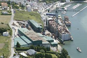 Photo: Gondan Shipyard