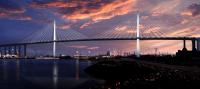 Bridge Photo credit Port of Long Beach