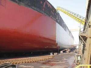 Seaforce Drydock (Photo: Jotun)