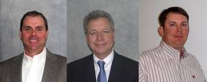 From left to right: Tim Martinez, Scott Theriot and Corey Phelps (Photos: Bollinger Shipyards)