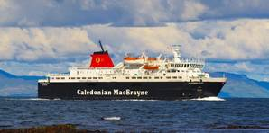 Photo: Caledonian MacBrayne Clyde & Hebridean Ferries