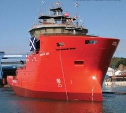 North Star Vessel: Photo courtesy Craig Group