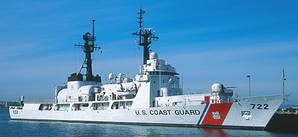 Coast Guard Cutter Morgenthau (USCG photo)