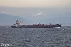 Ex Chembulk Kings Point, now renamed OPEC Fortune (© Patrick Lawson / MarineTraffic.com)