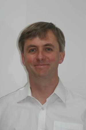 Chris Huxley-Reynard, Managing Director, Reygar