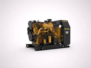 Cat C4.4 ACERT generator set