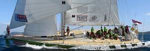 Photo: Clipper Round the World Yacht Race