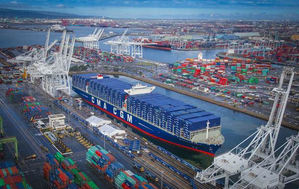 Benjamin Franklin (Photo: CMA CGM)
