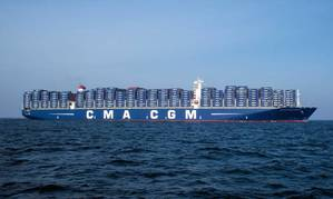 CMA CGM Benjamin Franklin (Photo: CMA CGM)