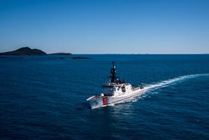 Photo by Petty Officer 2nd Class Jasmine Mieszala  U.S. Coast Guard Pacific Area