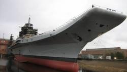 Admiral Gorshkov Photo credit Ria Novosti, Sergev Saftronov