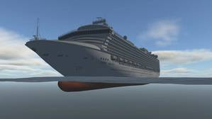 Crown Princess (Photo courtesy of BMT)