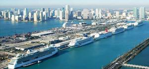 Photo: Cruise Port of Miami