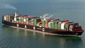 The stowage of the 18,800 TEU UASC Barzan will be supported by the software StowMan[s]. (Photo: INTERSCHALT)