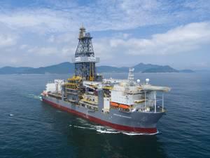 Deepwater Conqueror – Credit: Transocean