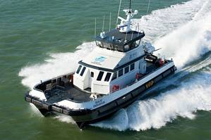 Seacat Endeavour (Photo: Seacat Services)