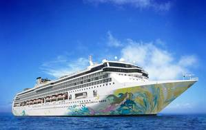 Explorer Dream under the Dream Cruises brand is the first cruise vessel undergoing DNV GL's new certification in prefection prevention. (Photo: Genting Cruise Lines)